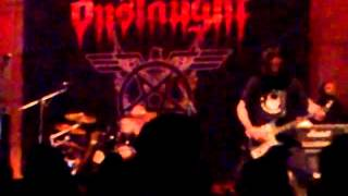 Onslaught: born for war [live in Singapore 2012]