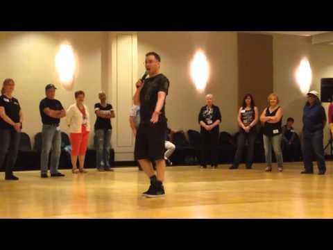 Dangerous  line dance by John Robinson