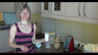 Рецепт кунжутного молока!