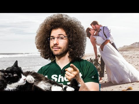 """Is THIS A MISTAKE on a """"Wedding"""" Photography Website?"""