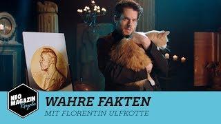 Wahre Fakten mit Florentin Ulfkotte: Der Nobelpreis | NEO MAGAZIN ROYALE mit Jan Böhmermann - ZDFneo