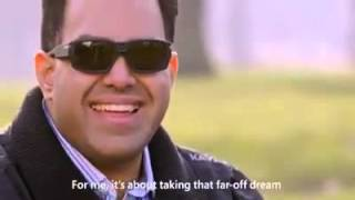 Blind Software Engineer Works at Microsoft With The Help Of New Technology(Saqib Shaikh, a software engineer is working at Microsoft Corp. A truly inspired story of an blind software engineer. Watch how new inventive technology made ..., 2016-04-15T00:31:52.000Z)