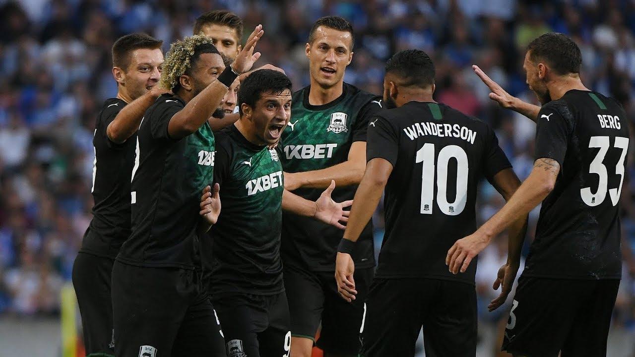Видеообзор второго матча 3-го отборочного раунда Лиги Чемпионов УЕФА 2019/2020 «Порту» - «Краснодар»