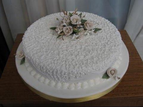 como decorar tortas con glase