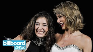 Lorde on Taylor Swift Friendship: