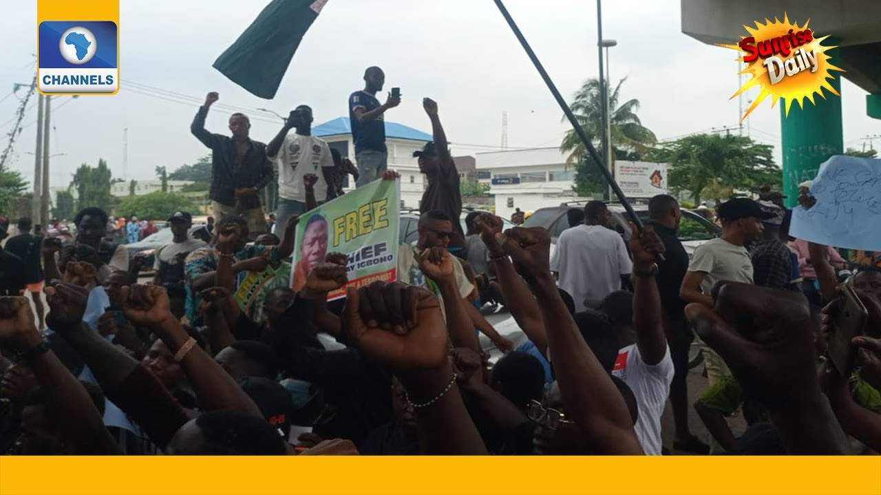Download #ENDSARS Memorial: Activists Review Endsars Protest, One Year After |Sunrise Daily|