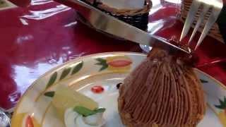 このケーキは高崎市ハナミズキ通りのケーキ屋さん「プティポンム」のケ...