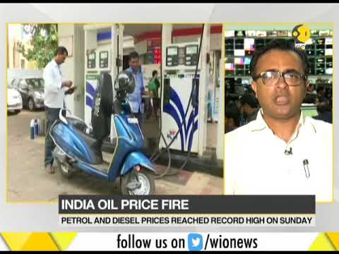 With petrol prices at record high, government may cut excise duty