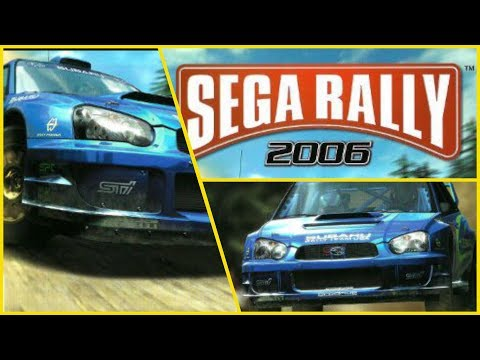 Sega Rally 2006 - Classic Stages From Sega Rally