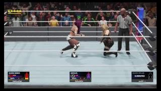 Survivor Series (week 7) Sasha vs Natalya vs Bianca