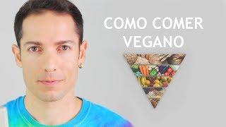 COMO COMER VEGANO BARATO Y NUTRITIVO