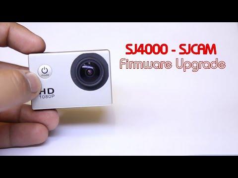 Tutorial - SJCAM SJ4000 Firmware Upgrade / Downgrade