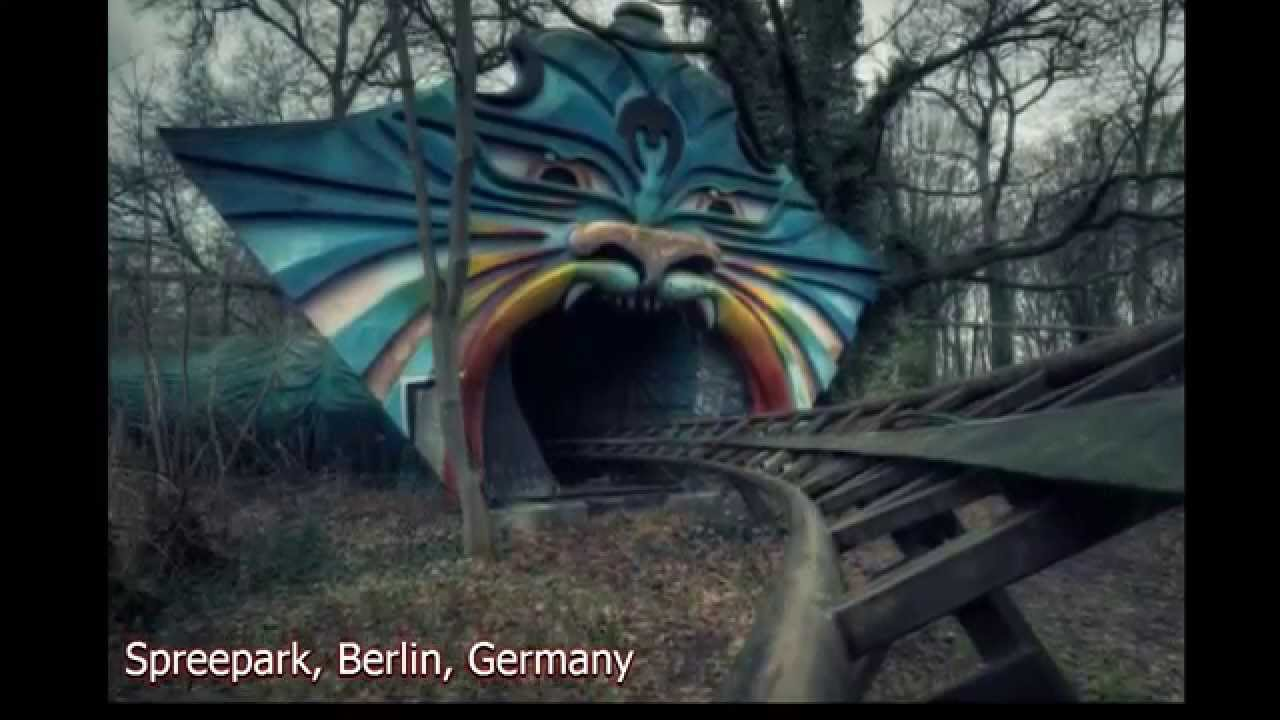 The Most Beautiful Abandoned Places In The World Youtube