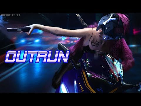 'OUTRUN' | Best of Synthwave And Retro Electro Music Mix for 1 Hour | Vol. 1