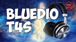Днище, Или Право Имеют Bluedio T4s Шумодавом, Без Проводов За Копейки С Aliexpress! ? / Арстайл /