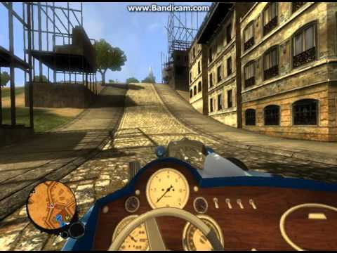 The Saboteur - Driving In First Person Mod