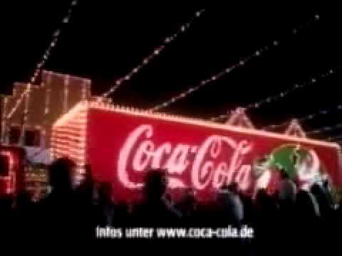 Coca Cola Christmas Commercial 2001 Werbung - Melanie Thornton Wonderful Dream (Holidays are coming)