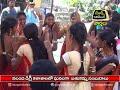 """Bathukamma Celebrations"" in Nalanda Degree College  DSC   Jagtial  23.09.2017"