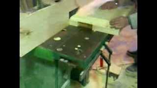 видео Изготовление подоконников