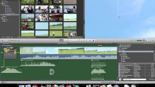 iMovie 11 Tutorial - Working with Audio - The Basics