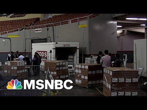 Arizona Republicans Embrace The Ridiculous Pursuing Recount For Trump | Rachel Maddow | MSNBC