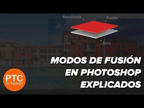 """Modos de Fusión en Photoshop Explicados: Guía de """"Blending Modes"""" en Español"""