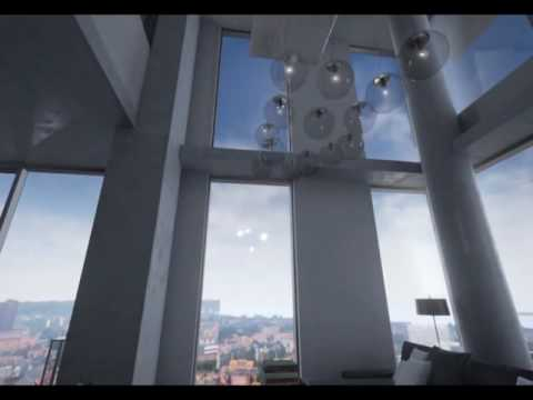 Interior VR walkthrough