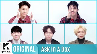 ASK IN A BOX: WINNER(위너) _ SENTIMENTAL(센치해) [SUB]