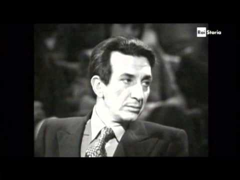 "Luigi Vannucchi a ""Ieri e Oggi"" (1)"