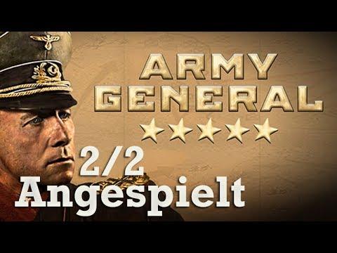 Angespielt: Army General - Das Afrikakorps greift ein #2 (Let's Play / Infovideo / deutsch)