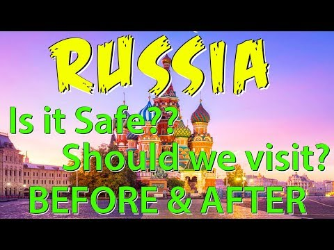 RUSSIA STEREOTYPES | MUST Watch BEFORE You VISIT! (Before & After Trip Report)
