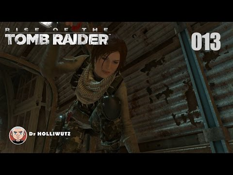 Rise of the Tomb Raider #013 - Die rote Mine [XBO][HD] | Let's play Tomb Raider