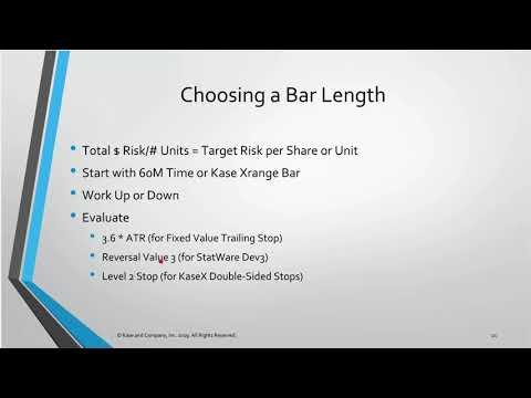 Choosing a Bar Length – Kase and Company