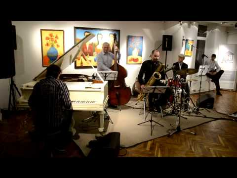 Bogdan Kravchuk Quartet - Theme For Jobim (Mulligan)