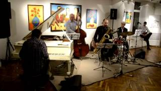 Bogdan Kravchuk Quartet - Theme For Jobim (Mulligan)