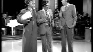 Roy Castle, James Casey & Eli Woods - The Box Sketch - Michael Parkinson Show 1982