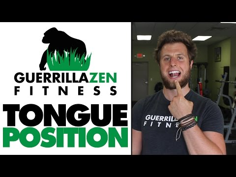 Tongue Position TRICK To Improve Posture | Forward Head Posture
