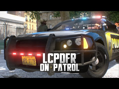 ON PATROL - LCPDFR [DAY 88]