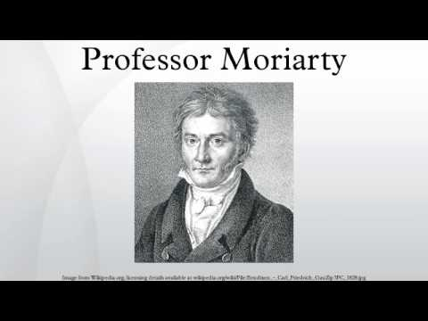 Gallery of Professor Moriarty performers - The Arthur Conan Doyle ...