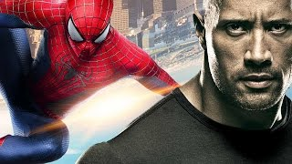 Tom Holland es Spider-Man y The Rock Luchará Contra Monstruos en Rampage!