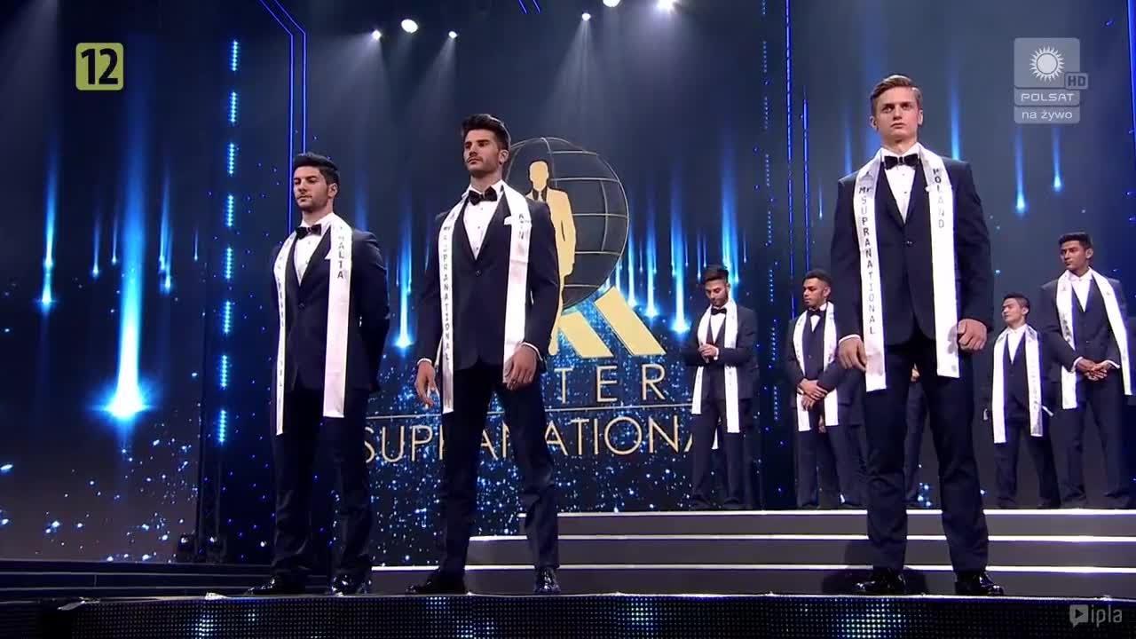 Mister Supranational 2017 – Koronacja