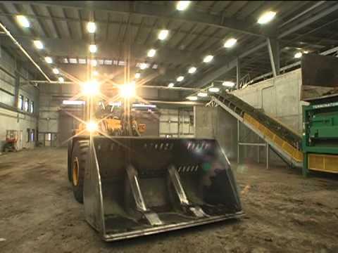 Organic Waste Processing Facility