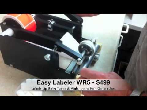race junior labeling machine