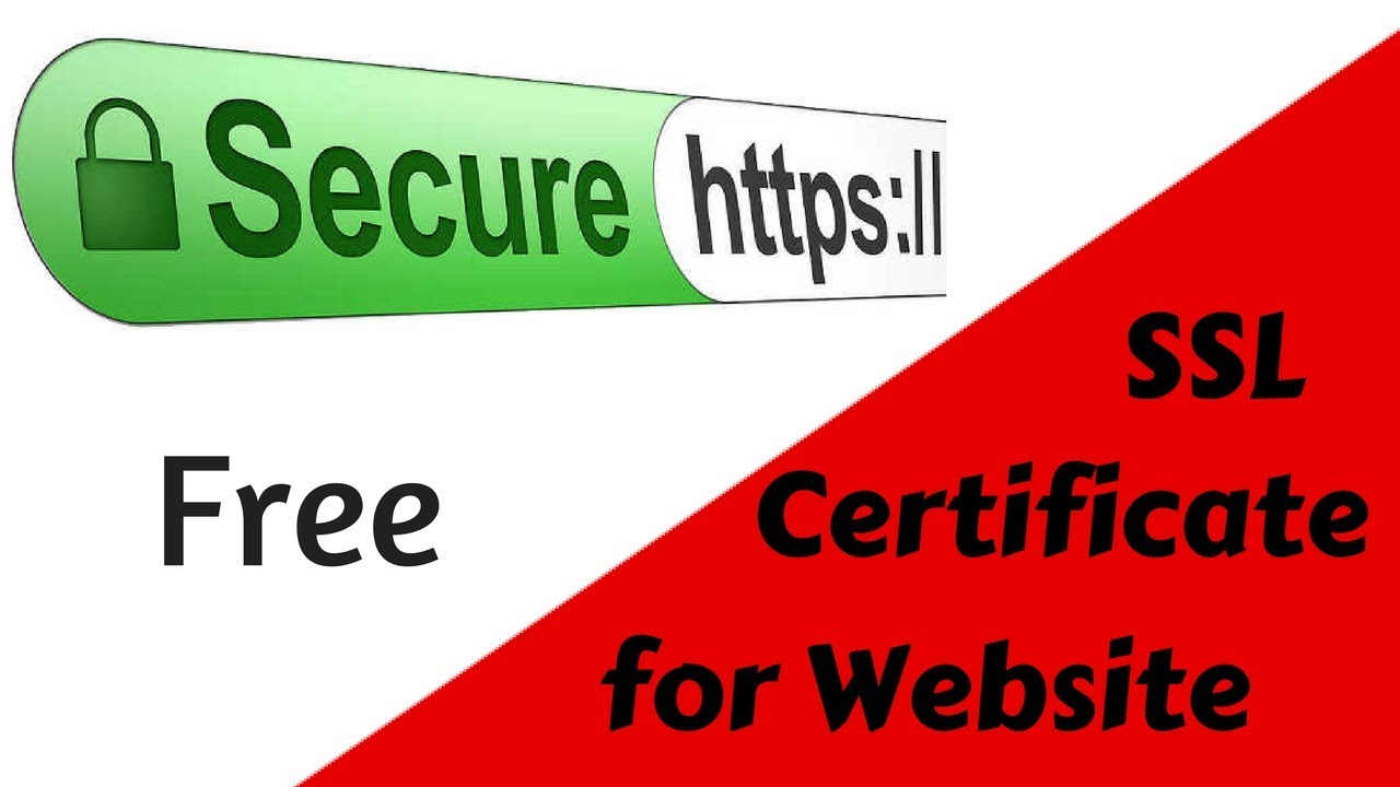 How To Get A Free Ssl Certificate For Website In Hindi Youtube