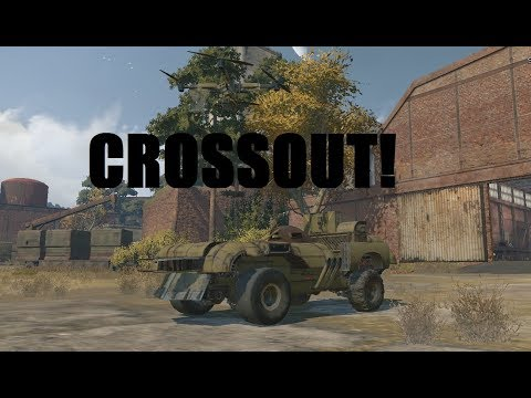 Crossout - From Rages to Riches #004