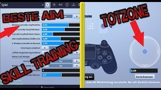 *NEW* Explanation: TOTZONE & better AIM in FORTNITE BATTLE ROYALE 😱🔥Tips & Tricks🔥PS4 & XBOX