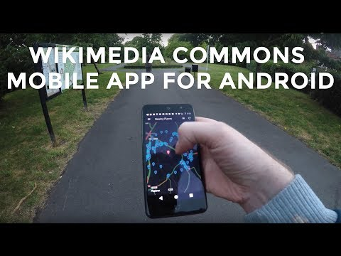 Wikimedia Commons mobile App