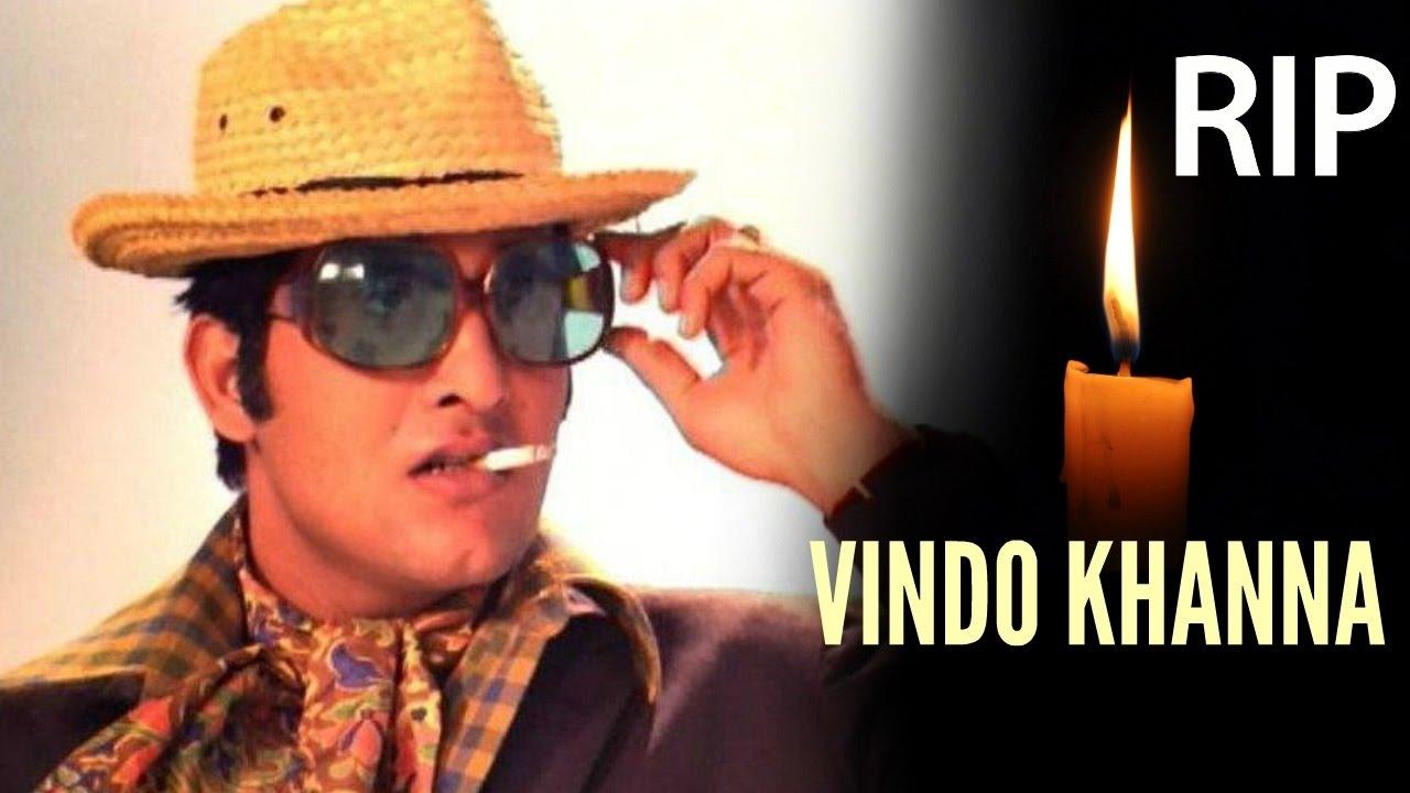 Bollywood's 'original heartthrob' Vinod Khanna dies at 70