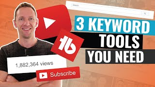 YouTube Ranking: 3 YouTube Keyword Tools You NEED in 2019!