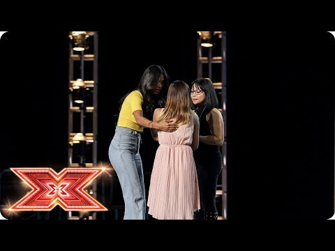 Alisah Bonaobra doesn't take no for an answer | Boot Camp | The X Factor 2017
